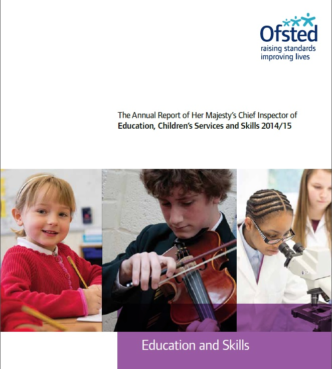 Ofsted annual report 2015: North-south divide extends to pupils with special educational needs