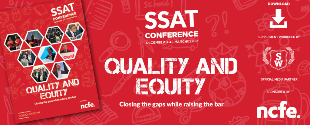 SSAT Annual Conference 2015