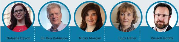 Nicky Morgan, Natasha Devon, Ken Robinson: Who made Debrett's Top 500 as an education influencer?