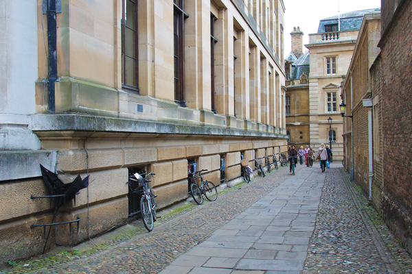 EXCLUSIVE: Cambridge university secret briefing over new admissions tests