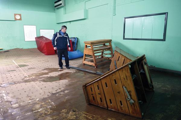 Flood-hit Cumbria University could lose teacher training places due to national caps