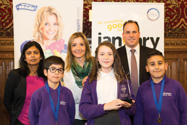Quiz gives MPs and pupils food for thought