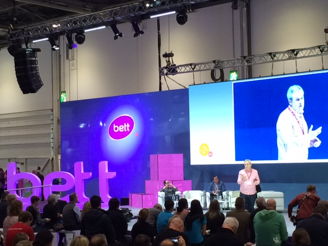 BETT Day Two: Ofsted 'can't check' filtering of radicalisation websites; unaffordable ICT; and 'fairy godfather' experts.