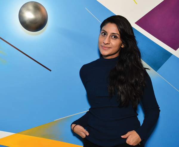 Natasha Tiwari, founder, Elevare London