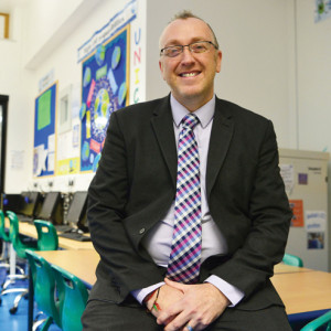 Steve Lancashire, chief executive, REAch2