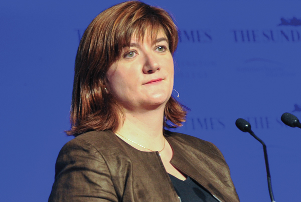 Nicky Morgan: New careers company won't force mentors on schools