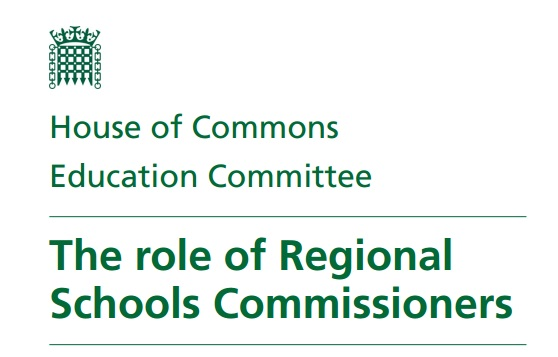 Regional Schools Commissioner role must be more transparent, says Education Committee