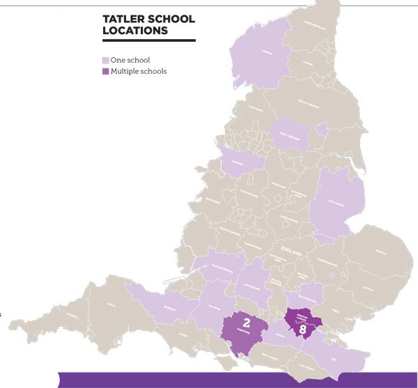 Society magazine Tatler snubs northern schools (again)