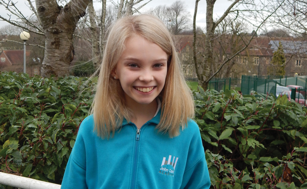 £1,000 to combat cancer raised by Bristol girl