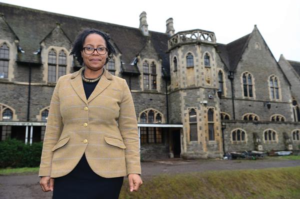 Angie Browne, principal, Steiner Academy Bristol