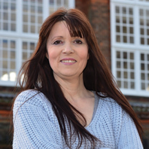 Fiona Ritson, English teacher, King Edward VII Academy