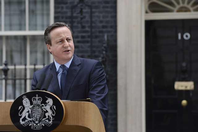 David Cameron announces £14 million for another school mentoring programme