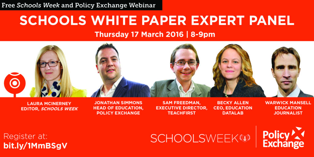 Schools White Paper Podcast: What it means, chapter-by-chapter