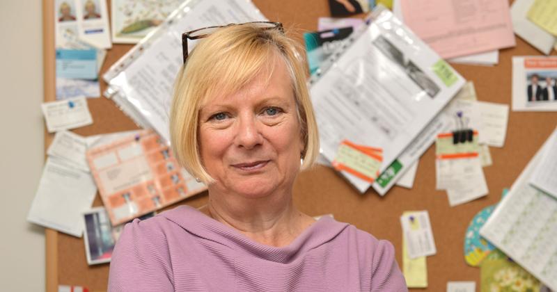 Christine Bayliss, interim chief executive, Prima Learning Trust