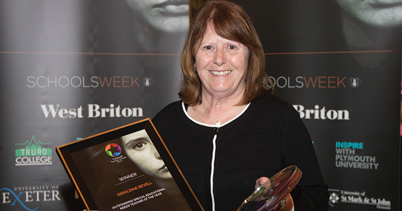 Featured: Inaugural awards for Cornwall's teachers