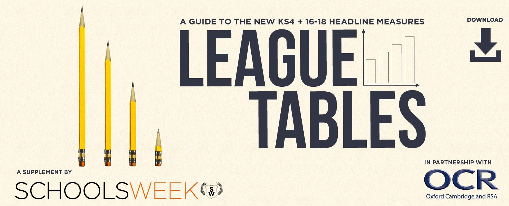 League table web banner 630x255