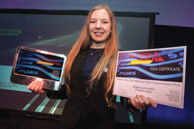 Solihull pupil wins sponsored place at Birmingham City University
