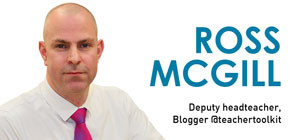 """Why the EBacc is to blame for the decline of D&T"" - read Ross McGill's expert article here"