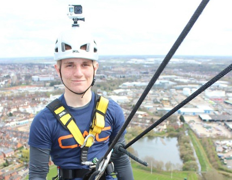 Rushden pupils reach new heights