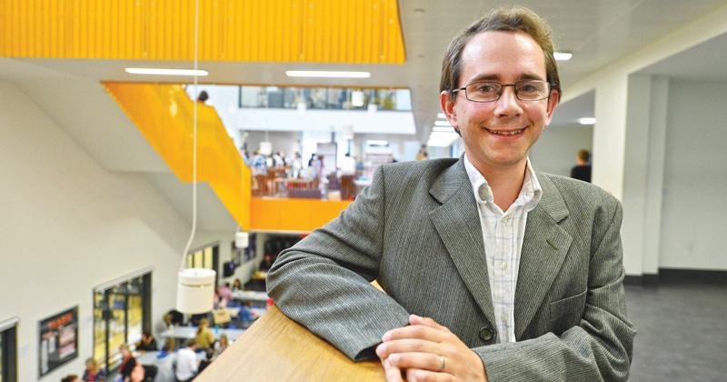 Former Gove adviser Sam Freedman leaves Teach First to join Ark