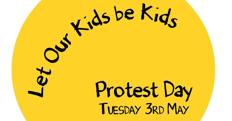 Children 'strike' all over England to boycott SATs