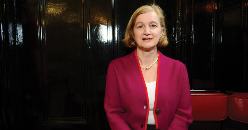 It's official: Amanda Spielman approved as Ofsted chief inspector