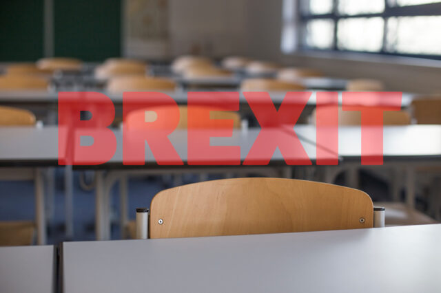Ofsted and DfE staff nabbed for Brexit planning