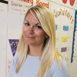 Emma Breckenridge, headteacher, Kingfisher Hall and Enfield Heights