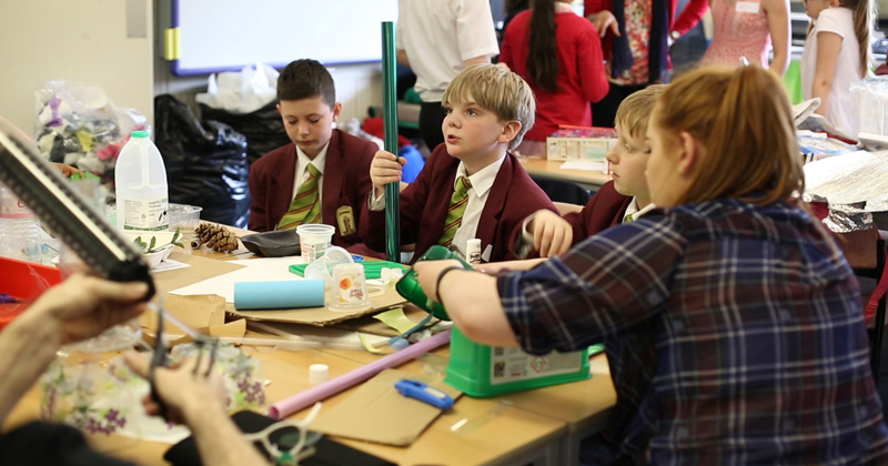 Pupils take on TeenTech challenge