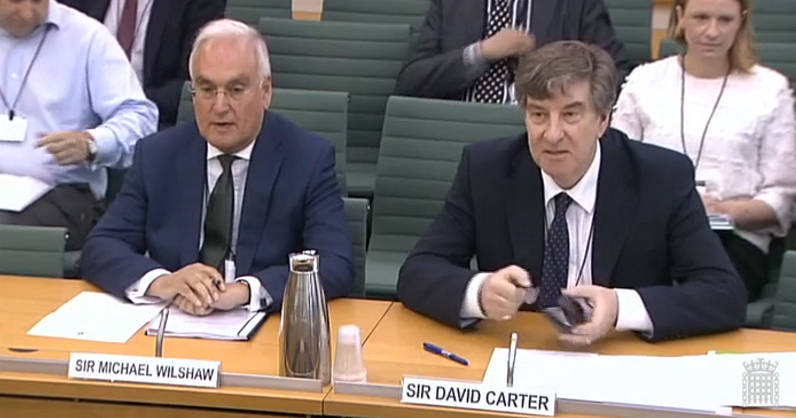 Sir David Carter: I don't want to go to war with councils over academies