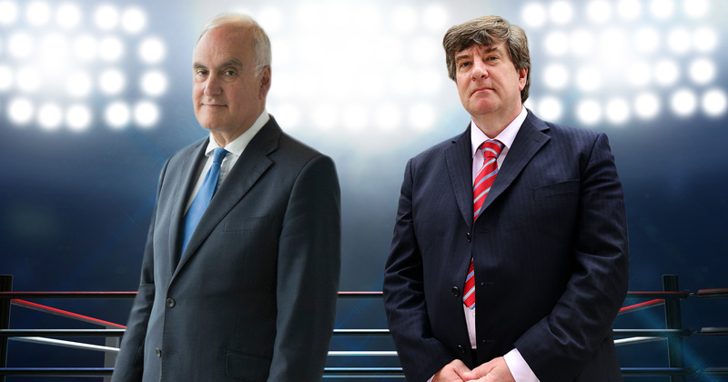 EXCLUSIVE: Michael Wilshaw AND David Carter summoned to answer MP questions together
