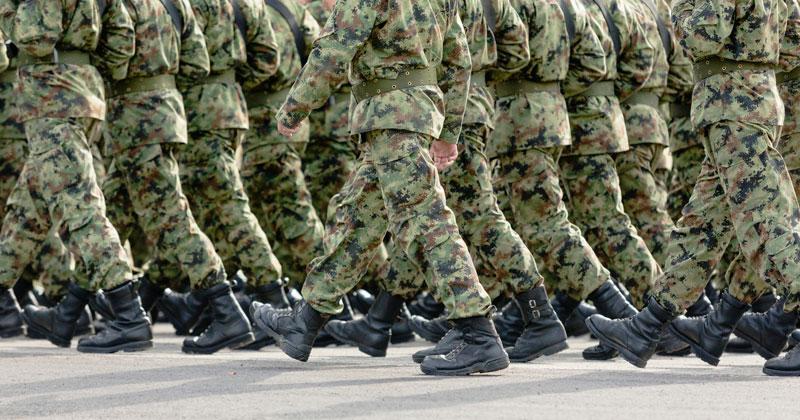 Where did Osborne's £50m school cadet forces grant go?