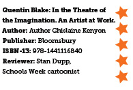 Quentin Blake: In the Theatre of the Imagination. An Artist at Work.