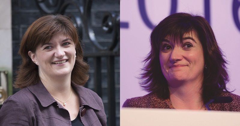Nicky Morgan sacked as education secretary in Theresa May cabinet reshuffle