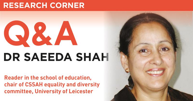 Saeeda Shah