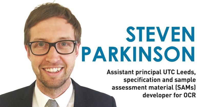 Steven Parkinson