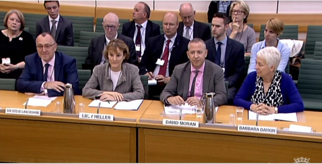 MAT inquiry: Academy trust CEOs give evidence to education committee