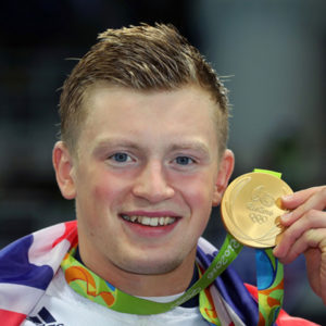 Adam-Peaty-with-his-gold-medal-PA-