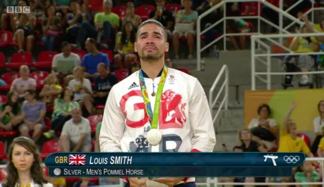 Emotions run high for Louis Smith
