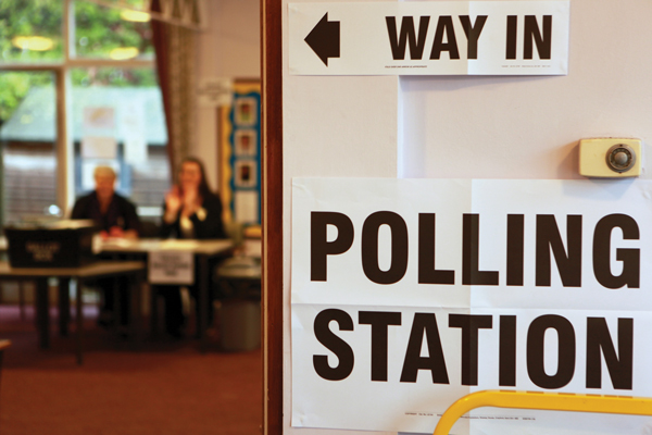 Council considers ditching polling station role for school in deprived town