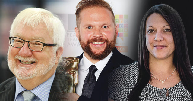 Movers & Shakers: Chris Tweedale, Benedick Ashmore-Short and Liann Read
