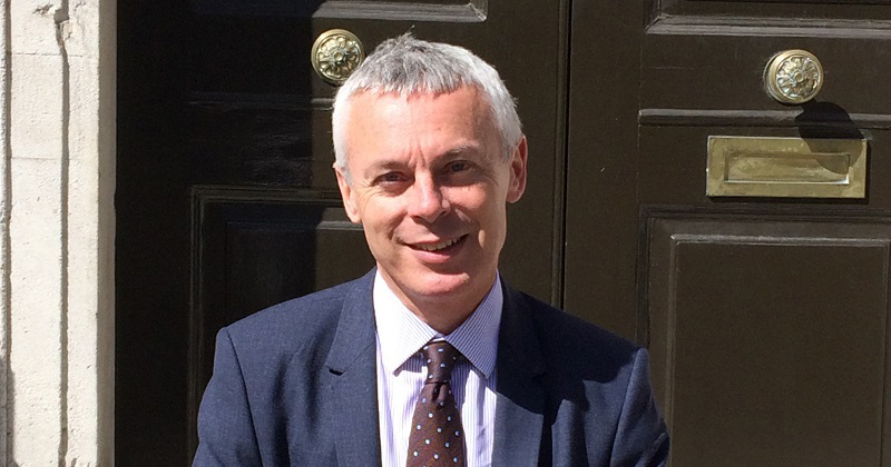 Ex-Cabinet Office official Jonathan Slater is new Department for Education permanent secretary