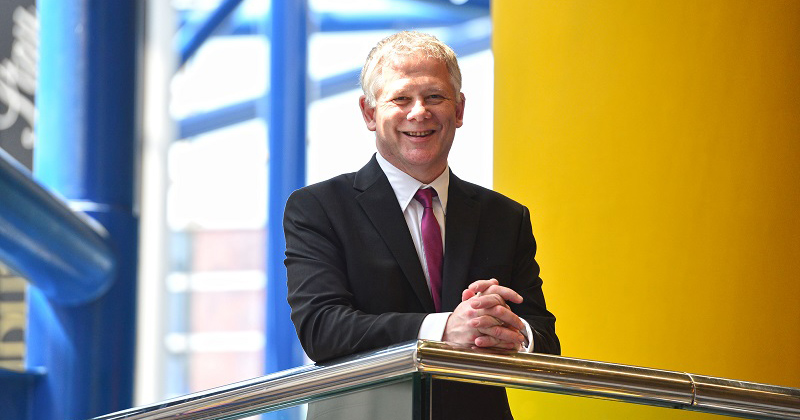 Education Development Trust boss Steve Munby announces retirement