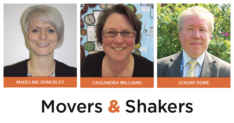 movers and shakers in education