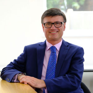 Dan Moynihan, chief executive, Harris Federation
