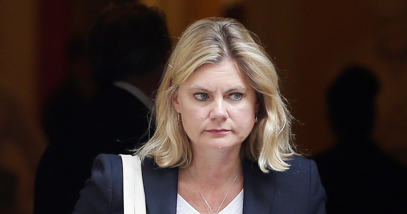 Justine Greening: Strong case to keep teacher pay rises capped at 1 per cent