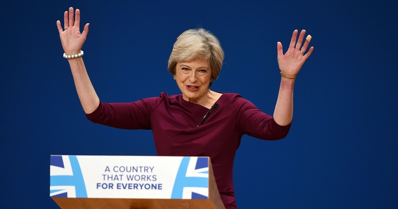 Theresa May pledges to lift ban on grammar schools