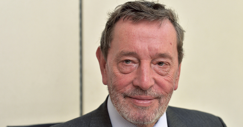 Education can make you (and me) sick, says David Blunkett