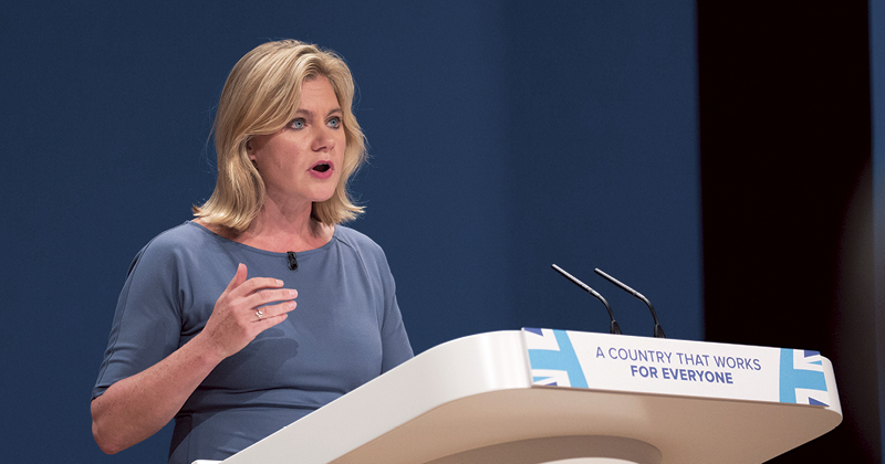 Justine Greening shelves Education for All bill