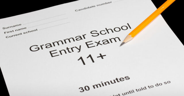 DfE leaving parents to police the 11-plus